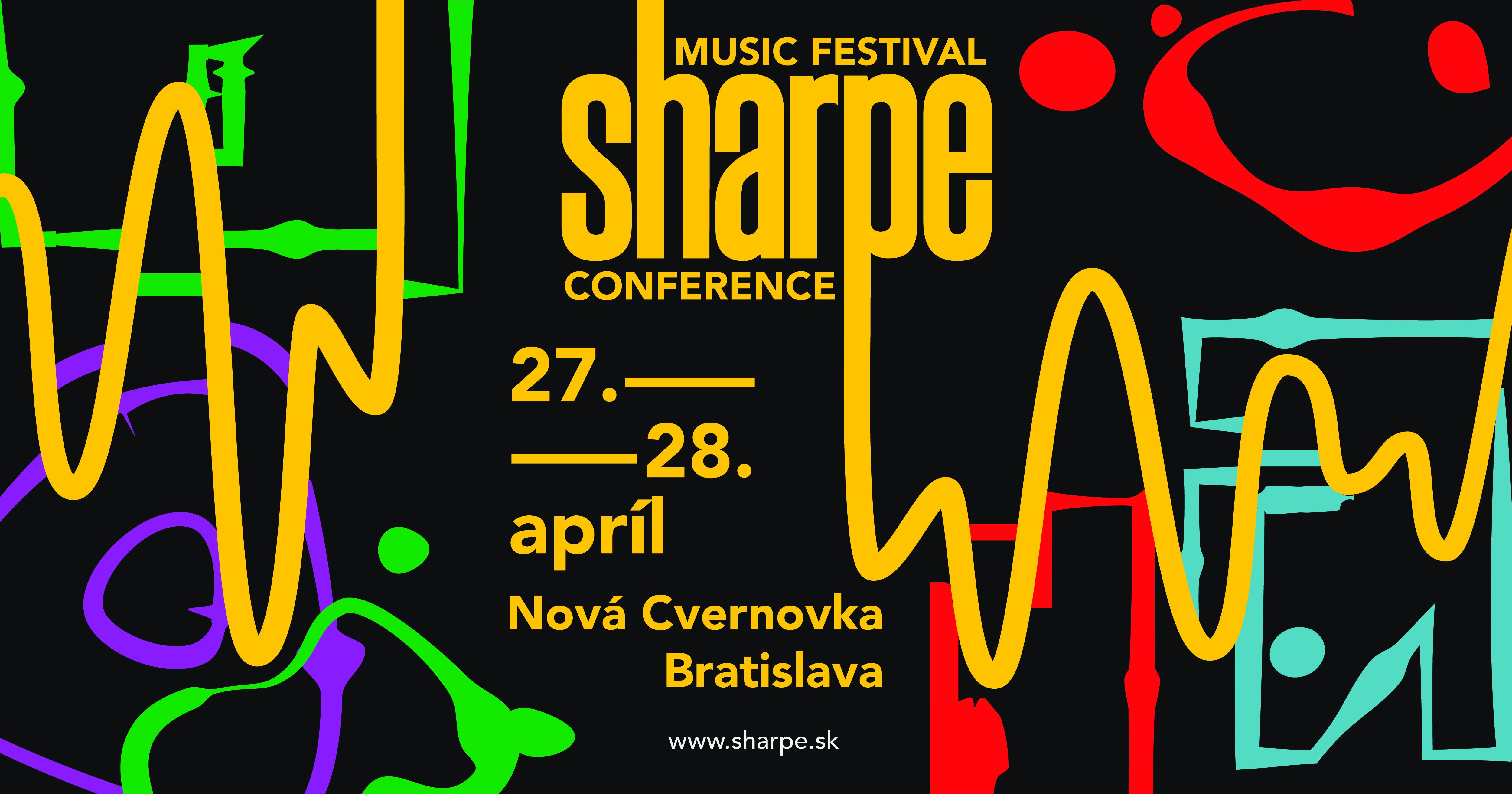 festival sharpe cvernovka