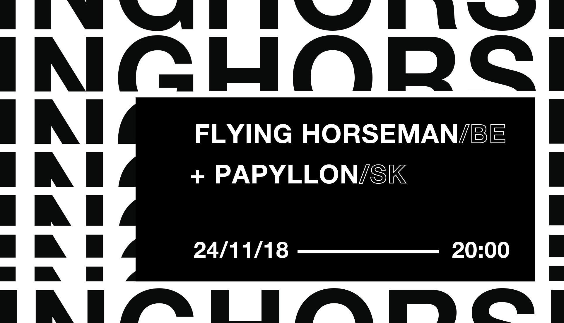 flying horseman cvernovka