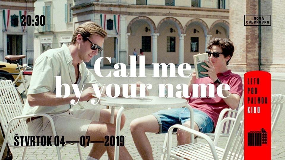 callmebyyourname